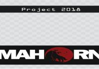 MAHORN PROJECT 2018