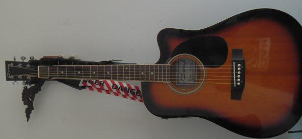 Electric Acoustic guitar - Caraya